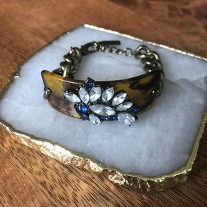 BaubleBar jeweled bracelet ✨